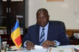 Le ministre Tchadien des Finances et du Budget : Mr Bedoumra KORDJE