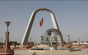 Place de la nation à N'Djamena
