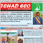 Couverture Tchad Eco 7