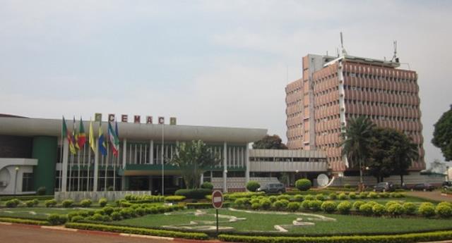 Le siège de la Cemac à Bangui en RCA